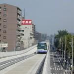 日本に本物のBRTは出来るか?(ガイドウェイバス)