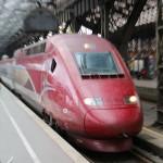 高速鉄道の「機内食」