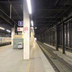 続・新幹線札幌駅の件(1番線2番線編)
