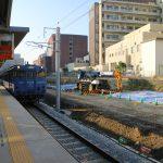 九州新幹線(長崎)ただいま建設中(長崎駅編)