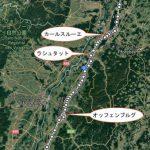 ドイツ西部の南北幹線鉄道ルートの改良