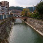 琵琶湖疎水と湖西線